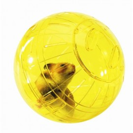 Bola para hamsters Savic Runner 18 cm colores transparentes