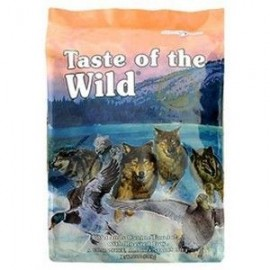 Taste of The Wild Adultos Wetlands con aves