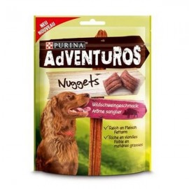 Snacks Purina Adventuros Mini Sticks sabor a Búfalo