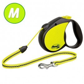 Flexi Neon Reflect M 5 m refelectante amarillo