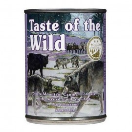 Taste of the Wild Sierra Mountain lata 374 g