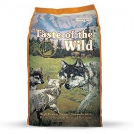 Taste of The Wild Cachorros High Prairie con bisonte